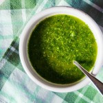Tangy and Vibrant Chimichurri Sauce