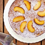 Summertime Peach Cake
