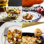 Thanksgiving Roundup Post – Sides