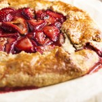 Strawberry Ricotta Crostata