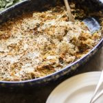 Easy Spring Greens Swiss Chard Gratin