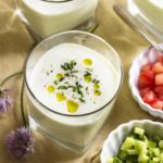 Cold Cucumber Buttermilk Soup