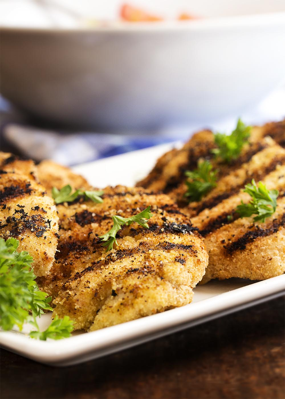 Grilled Breaded Chicken Breast - This recipe has one simple secret that  makes juicy and tender