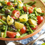 Potato and Green Bean Salad Nicoise
