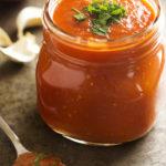 Authentic Homemade Italian Marinara Sauce