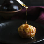 Puff Pastry Plum Tarts with Spiced Honey