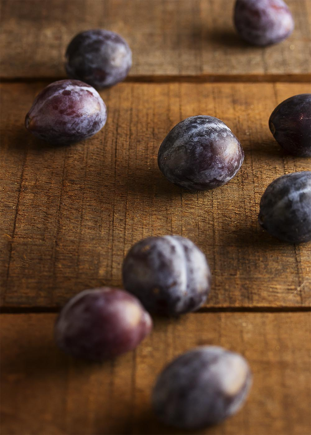 Pull out your muffin tin for easy clean up and wrap plum slices and spiced honey in puff pastry to make these puff pastry plum tarts. Bake until they are puffed and golden, then drizzle with a little more spiced honey, and serve with mascarpone whipped cream.   justalittlebitofbacon.com