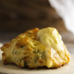 Soft and Tender Zucchini Cheddar Biscuits