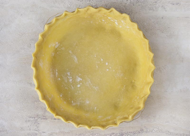 Perfect Flaky Food Processor Pie Crust