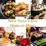 New Year's Eve Appetizer Party Menu