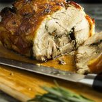 Roast Pork Shoulder Porchetta Style
