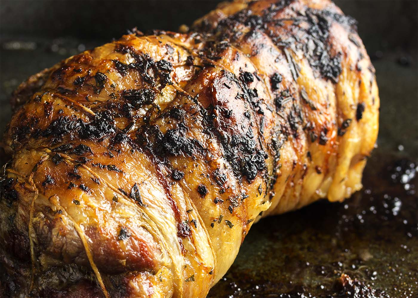 how to make porchetta with pork loin