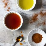 Paprika Infused Olive Oil