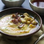 Creamy Spanish Garbanzo Bean Soup