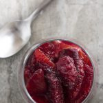 Cinnamon Spiced Blood Orange Compote with Mascarpone Mousse