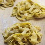 How to Make Fresh Egg Pasta Dough – A Step by Step Guide