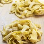 Make your own homemade pasta dough! I have an easy recipe and illustrated step by step instructions on how to make fresh egg pasta. | justalittlebitofbacon.com