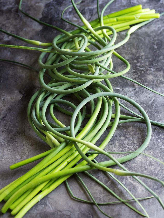 Ingredient Spotlight: How to Use Garlic Scapes