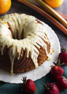 Looking For Recipe Of Strawberry And Rhubarb Coffee Cake