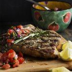 Grilled Tuscan Steak (Bistecca alla Fiorentina)