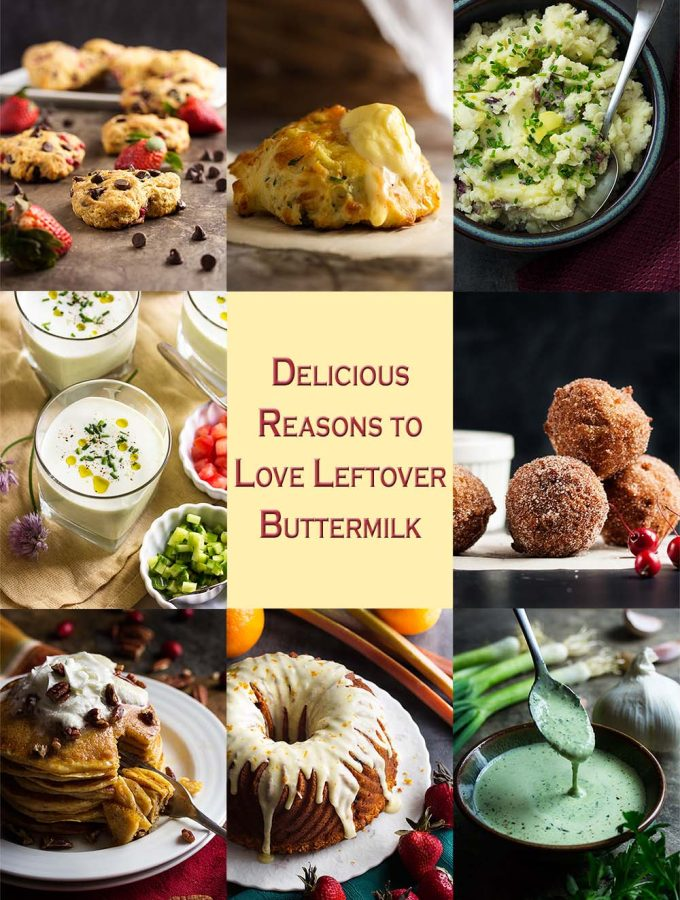 Leftover Buttermilk? 7 Delicious Reasons To Love It