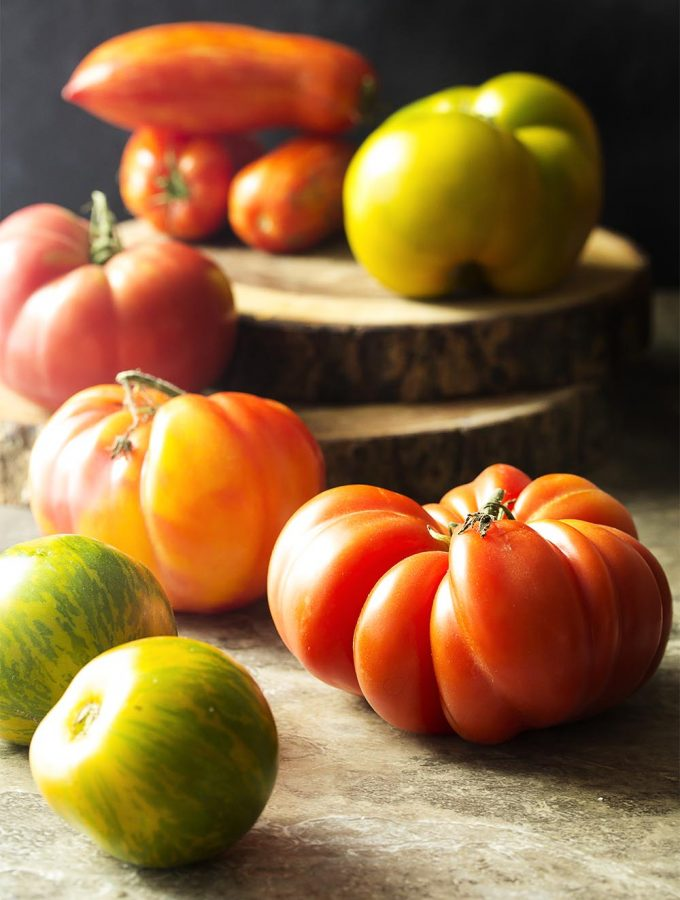 What are Heirloom Tomatoes? Ingredient Spotlight