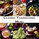 Classic Thanksgiving Menu