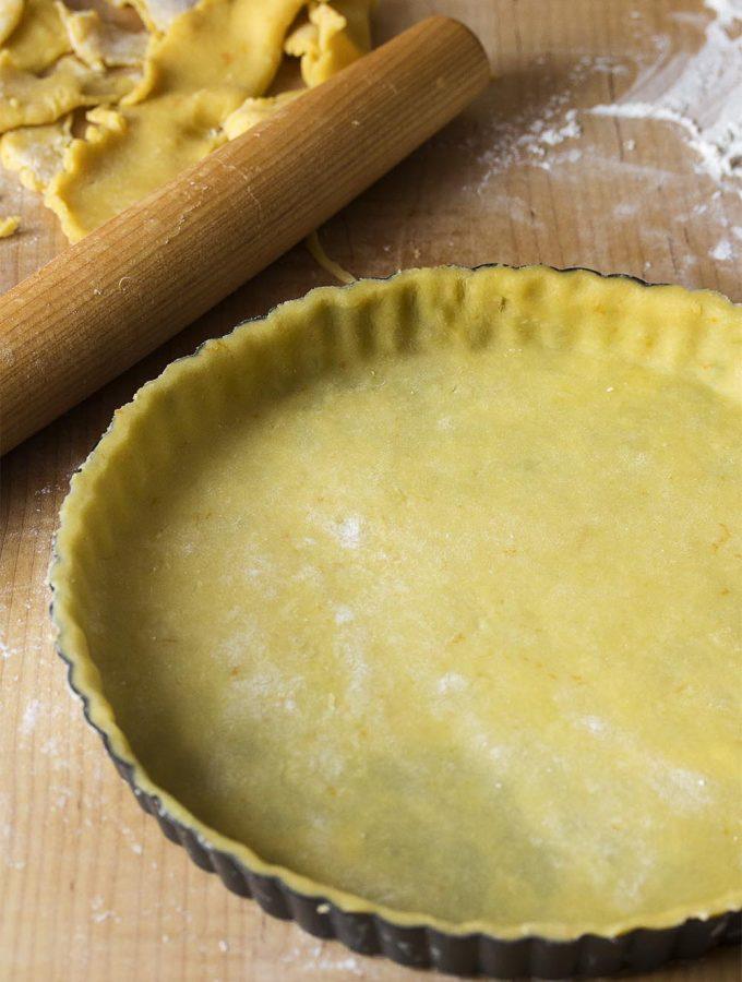 Pasta Frolla Recipe – Italian Sweet Pastry Dough