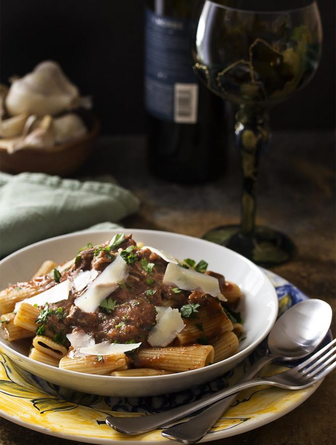 Braised Beef Short Rib Ragu