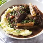 Slow Cooker Beef Burgundy Stew