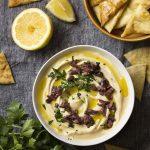 Zahav's Silky Smooth Israeli Hummus