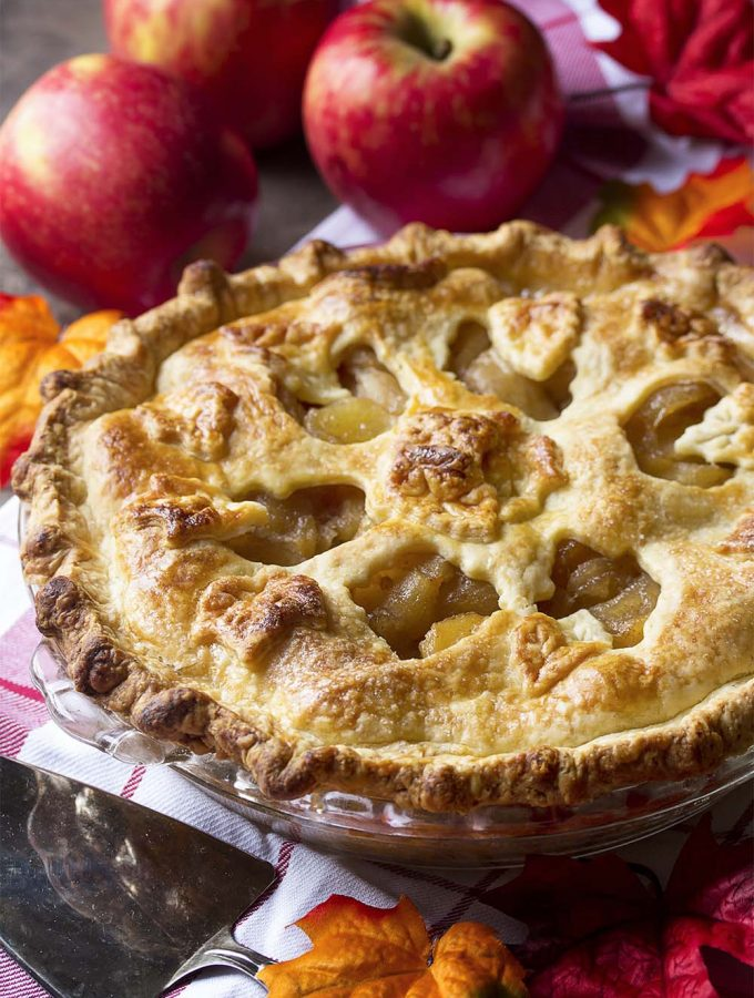 Best Ever Homemade Deep Dish Apple Pie