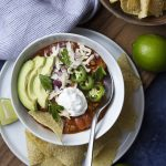 Rich and Meaty Ground Beef and Bean Chili