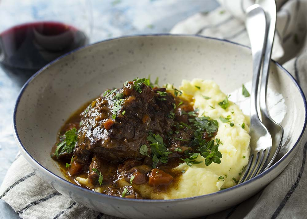 how to cook short ribs in a pressure cooker