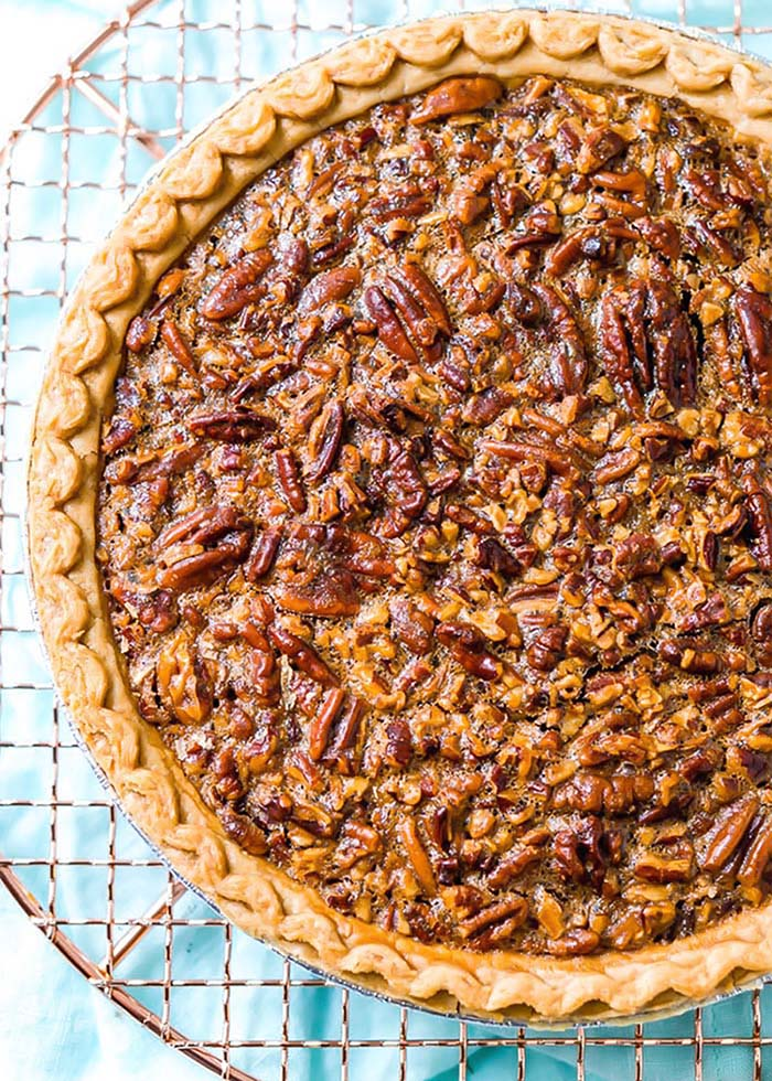 Grammie's pecan pie