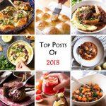 Fan Favorite Top Recipes of 2018