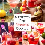 Perfectly Pink Romantic Cocktails