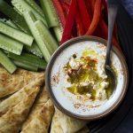 Greek Spicy Feta Dip (Tirokafteri)