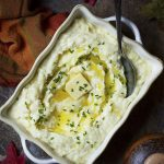 Creamy Make Ahead Mashed Potatoes