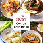 6 of My Best Comfort Food Recipes