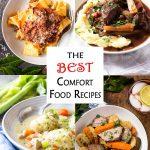6 of My Best Comfort Food Recipes
