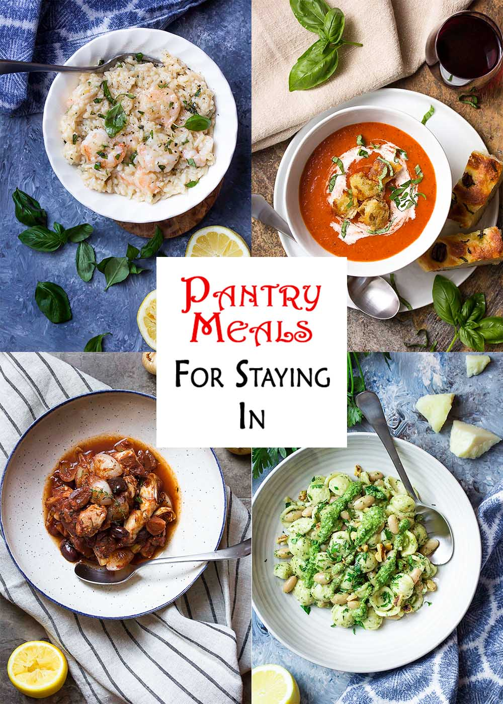 Pantry Meals header image