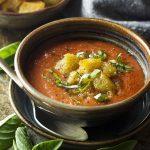 Cold Spanish Tomato Soup (Salmorejo)