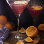 Meyer Lemon Cosmo Cocktail